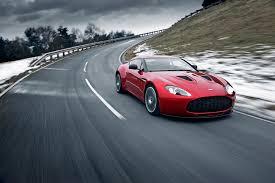 The New Aston Martin V12 Zagato Oldtimerarchiv Com