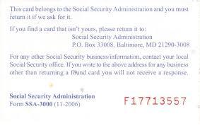 Card Security Ilakzer0 Scoial - Novilty