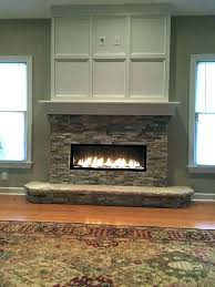 linear fireplace with tv linear fireplace with above and bookshelves mantels built bookcases mantel bookcase a linear fireplace