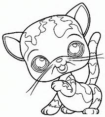 Small Picture Littlest Pet Shop Coloring Pages 24 Coloring Pages For Kids