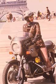 anne france dautheville woman biker