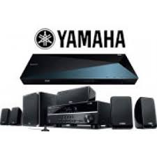 yamaha home theater setup. sony region free 3d, wifi, smart blu-ray player with yamaha home theater receiver and speakers package 110 - 220 240 volts setup a