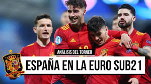 All the info, statistics, lineups and events of the match Espana Sub 21 En La Eurocopa Youtube