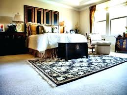 how to secure area rug on top of carpet should you add a rug 5