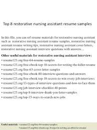 Resume Letters : How To Write Cna Resume Skills