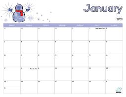 2021 printable calendars for kids imom