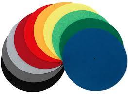 Купить Мат для диска проигрывателя <b>Pro</b>-<b>Ject FELT MAT</b> 300mm ...