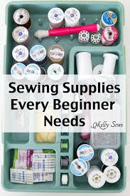 Sewing for Beginners - 5 Must Have Supplies | Basic sewing, Sewing ... & Sewing for Beginners - 5 Must Have Supplies Adamdwight.com