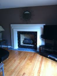 art deco fireplace in my family room