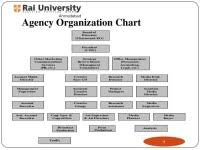 Creative Agency Org Chart Advertising Department Organization Chart