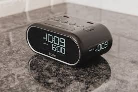 ihome lcd triple display alarm clock w dual usb charging