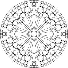 Small Picture Puppies Mandala Coloring Pages Mandala Coloring pages of