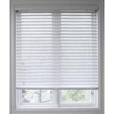 Decorating Stunning Faux Wood Blinds Lowes For Adorable Window 22 Inch Window Blinds
