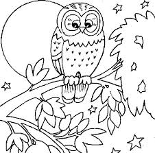 Coloring Page Of An Owl Coloring Pages Of Owls Coloring Page Of Owl