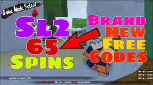 This post is for you. New Sl2 Free Codes Shinobi Life 2 Gives 65 Free Spins Roblox Rapiditas