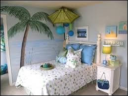 Small Kids Bedrooms Small And Narrow Kids Bedroom Spaces With Single Bed And Beach