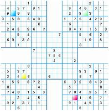 Printable Sudoku Template Example Excel Sudoku Template