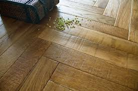 Colours Vindemia Herringbone Natural Flooring Oak Effect 0.86 m Pack |  Departments | DIY at B&Q