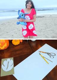 lilo from lilo and stitch this is such an easy and adorable costume to recreate