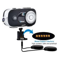 G5 Pro мотоциклетный шлем Интерком 1080P видео рекордер ...