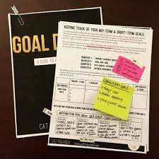 goal digger workbook cat inspired this blog post addresses staying motivated as you work to achieve your goals comes a resource