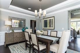 bright candice olson lighting convention raleigh transitional dining room innovative designs with blue and white rug clean crown moulding dining formal