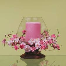 cherry blossom wedding decoration 5 on eweddinginspiration
