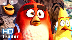 THE ANGRY BIRDS MOVIE 2 Trailer (2019) | Angry birds movie, New animation  movies, Angry birds