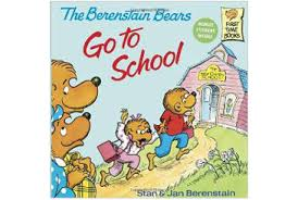 berenstain bears go to bts book