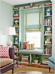 design ideas small spaces image details:  cool bay window decorating ideas photo