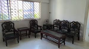taiwan made solid wood sofa set 8 pcs