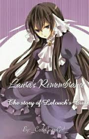 laura s remembrance a code geass fan fiction