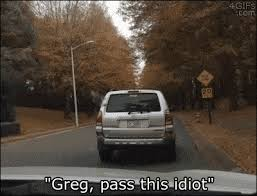 car driving away gif. Interesting Away Dog Driving Gif In Car Away A
