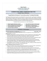 Sports Marketing Resume Samples Best Of Executive Resume Samples