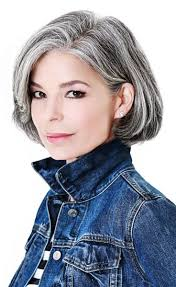 Woman Hair Style Pictures best 25 grey hair styles ideas gray hair silver 3394 by wearticles.com