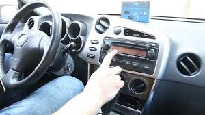 Bluetooth Kit for Toyota Matrix 2005-2008 by GTA Car Kits - YouTube