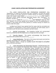 end of lease letter to tenant exles