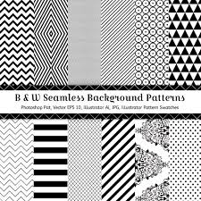 Illustrator Pattern Swatches Extraordinary 48 Geometric Seamless Patterns Graphic Patterns Creative Market