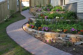 Small Picture apply concrete adhesive multi level concrete retaining walls