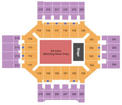 Broadmoor Arena Seating Chart Broadmoor World Arena Tickets Seating Charts And Schedule