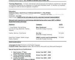 Language Skills Resume Resume Language Language Skills Resume Basic