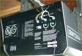craftsman garage door manual craftsman garage door opener wiring rh eveil info garage door safety sensor garage door opener sensors