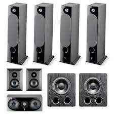Focal Chora 7.2.4 Dolby Atmos Home Theater System