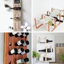 diy wine rack.  Diy Roundup Of 24 Awesome DIY Wine Racks You Can Make  Home Decor On Diy Wine Rack E