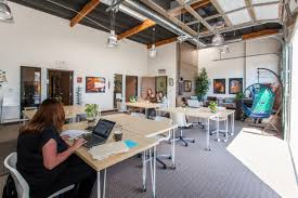 shared office space design. hera hub is a coworking space for female entrepreneurs and professionals through the shared office members can network with learn from each design