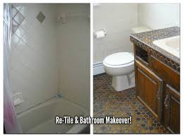Re Tile Bathroom Custom Carpentry By Gary Smith Foster Ri 02825