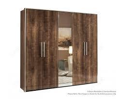 4 Door Cupboard Designs For Bedrooms H2o Design Eva Italian 4 Door Wardrobe