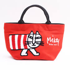 sagara lunch bag さがら 刺繍相良刺繍丈夫 fashion lunch goods character risa larson excursion holiday making athletic meet picnic present gift lunch box
