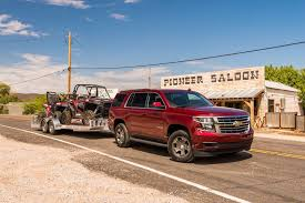 2018 chevrolet tahoe. plain 2018 curbside itu0027s a tahoe and no mistaking it for anything else shorter than  suburban bulkier traverse the giant chevy badges front rear  for 2018 chevrolet tahoe
