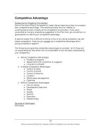 Sample Small Business Plans operational business plan template – custosathletics.co
